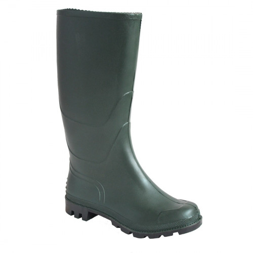 Portwest FW90 Non Safety Wellington S4 [Green]