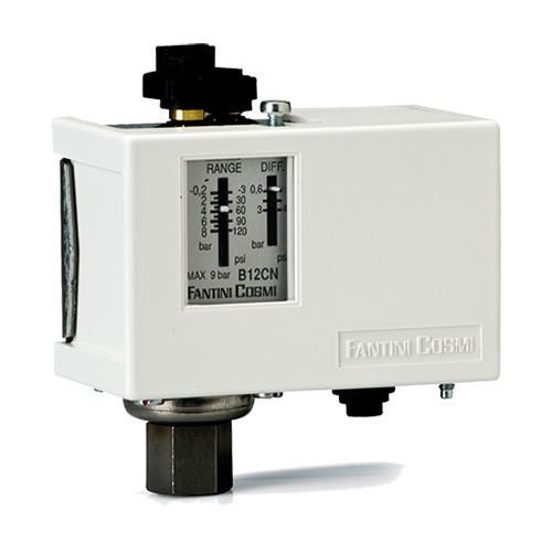 Fantini B12CN Pressure Switch 1-9 Bar