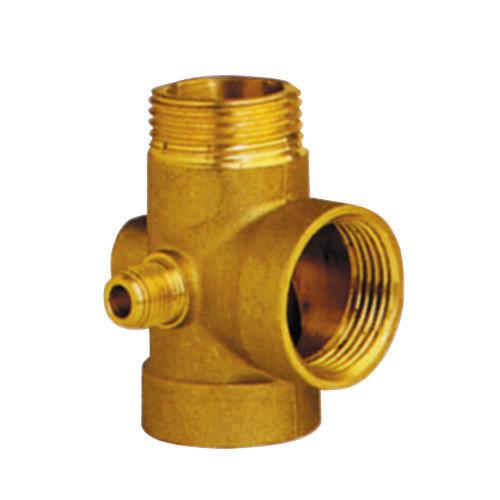 Brass 5 Way Coupling