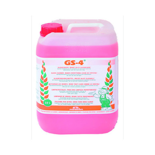 GS4 Glass Cleaner