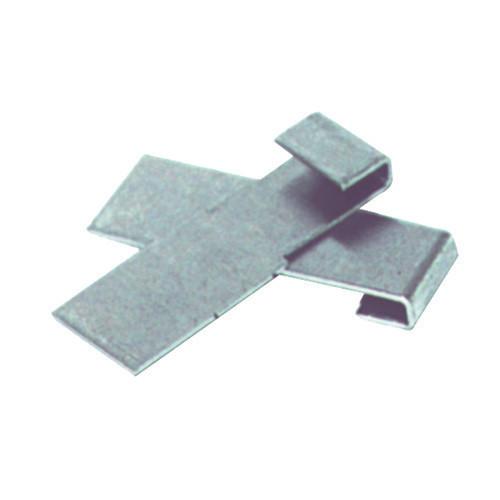 Aluminium Glazing Clip - 100/Bag