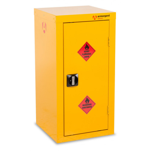SafeStor Chemsafe HFC4 c/w 1 Shelf