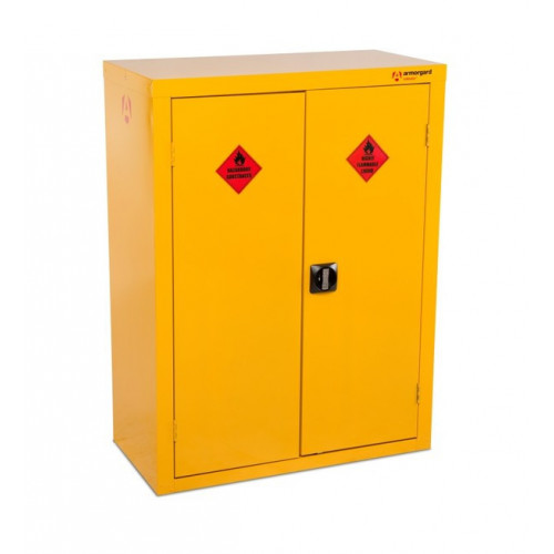 SafeStor Chemsafe HFC5 c/w 2 shelves