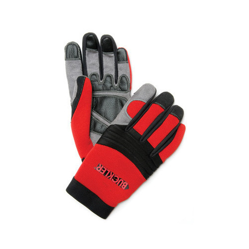 Buckler HandGuardz HG1 Gloves RED/GREY