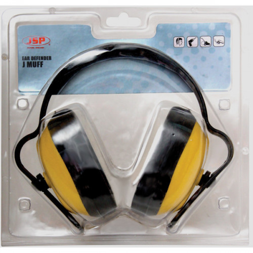 JSP J Muff Ear Defenders SNR 25