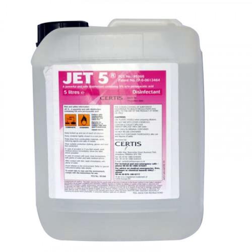 Jet 5 Disinfectant [5L]