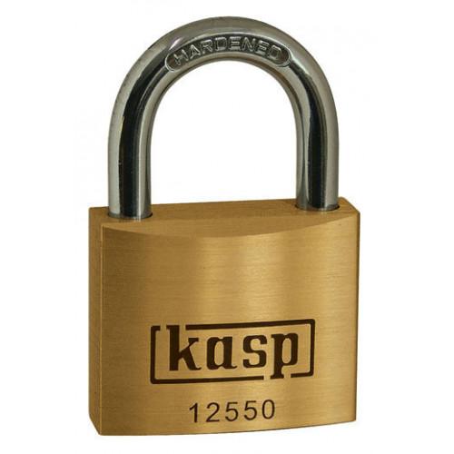 Kasp 125 Premium Brass Padlocks