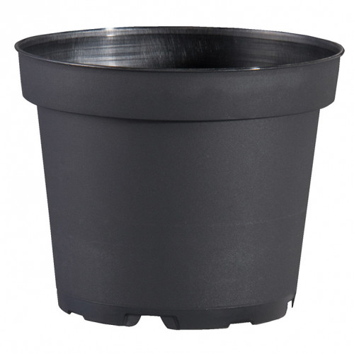 Teku Series MXC Round Pot Black