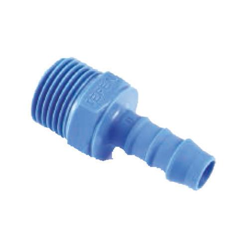 Tefen Blue Hose Adaptor BSP(M)