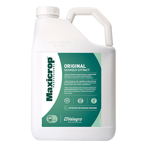 Maxicrop Original Seaweed Extract [10L] (Organic)