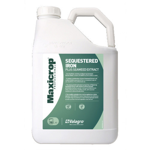 Maxicrop Plus Sequestered Iron [10L]