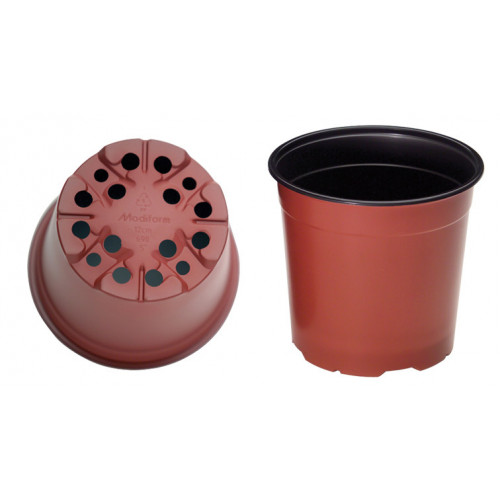 Modiform Pots 8° Terracotta (Boxed)