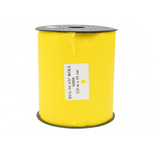 Bug-Scan Roll Yellow (15cm x 125m) - 2/Pack