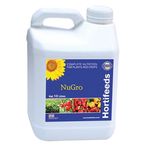 Hortifeeds NuGro 8.8.7 [10L]