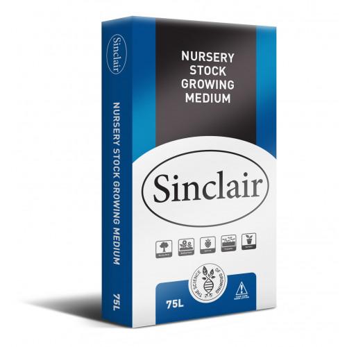 Sinclair Nursery Stock Compost [75L] (45/Pallet) - Each