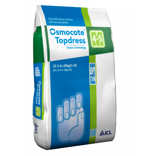 Osmocote Topdress 4-5mth (NPK 22-05-06+2MgO+TE) - 25kg