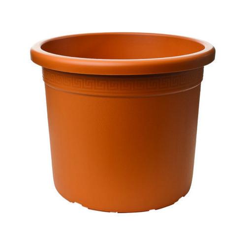 Cigno Planter Short Heavy Duty 35lt (Terracotta) - Pot