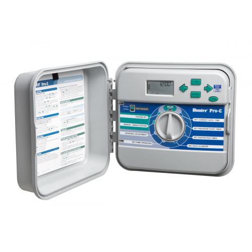 Hunter PCC Outdoor Controller (PRO-C with fixed stations)