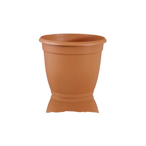 Teku 14cm Bell Planter (Terracotta) (240/Box) - Each