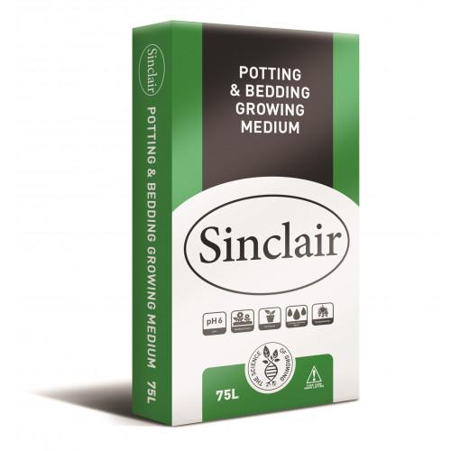 Sinclair Potting & Bedding Compost (45/Pallet) [75L] - Each
