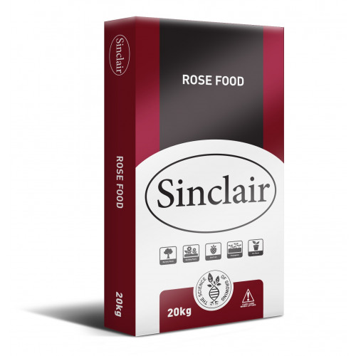 Sinclair Rose Food (4-3.5-7) [20kg Bag] (50/Pallet) - Each