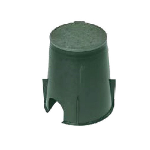 "Valve Box (Carson) 6"" Round Lid Only"