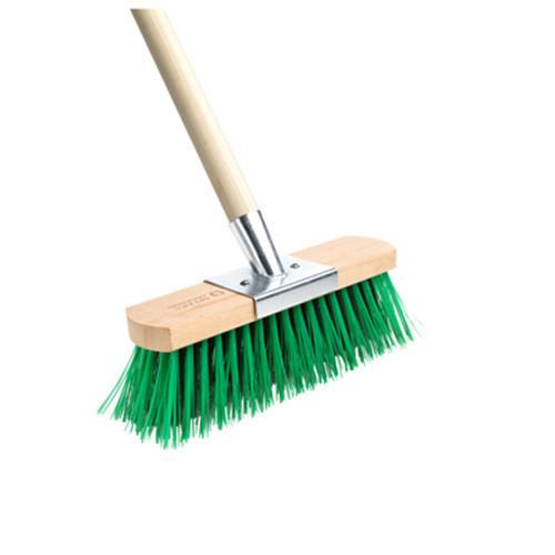 "Spear & Jackson 4864GB Green Garden Brush 10.5"""