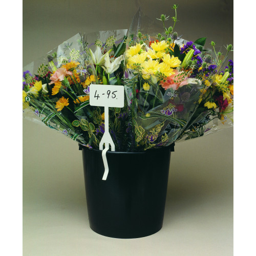Flower Bucket Labels [SL280]