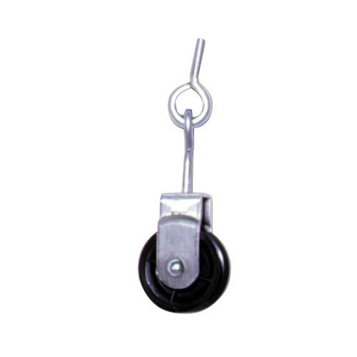 Small Vent Pulley c/w Bolt Eye