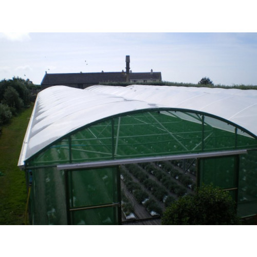 SunMaster Clear Tunnel Covers