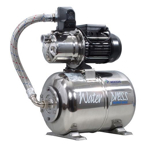 Superinox Single Pump Booster Units