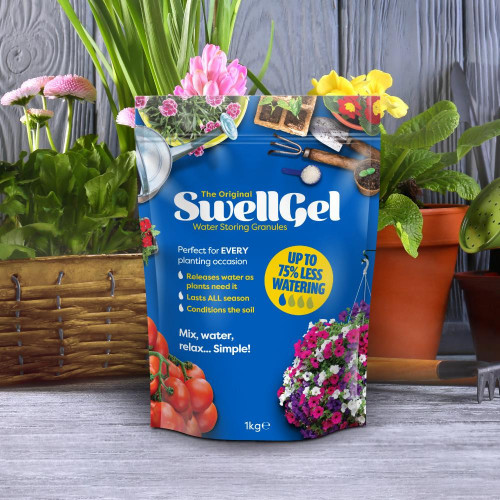 SwellGel Water Storing Granules (10/Outer) - 1Kg Pouch