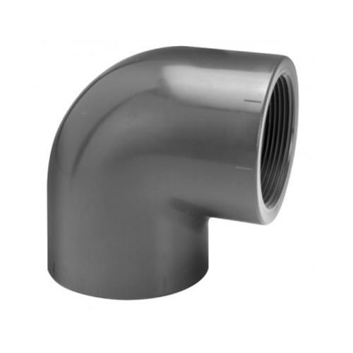 PVC Elbow [Plain x BSP(F)]
