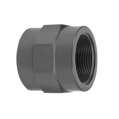 PVC Socket BSP(F) x BSP(F)