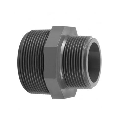 PVC Reducing Nipple [16 bar]