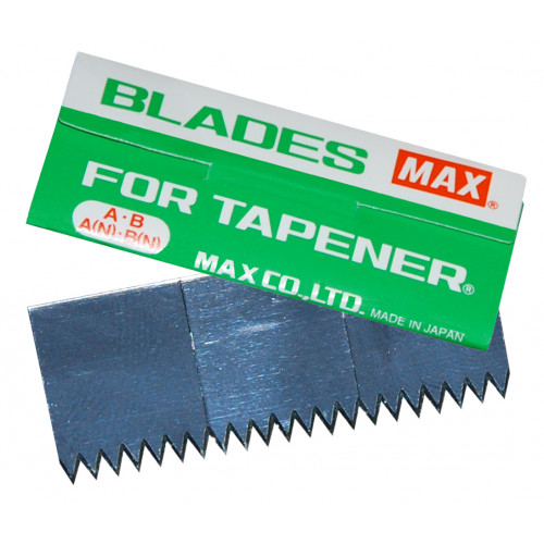MAX Replacement Serrated Blades for Max Tapener Machine HT-B  (3 pack)