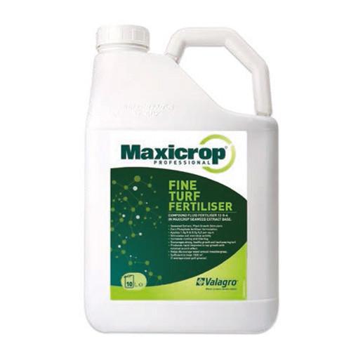 Maxicrop Fine Turf & Lawn Fertiliser [10L]