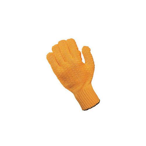Orange Gripper Gloves - Pair