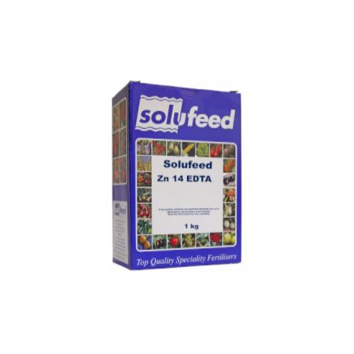 Solufeed Zn 14 EDTA - 25kg