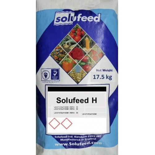 Solufeed Pure H [17.5kg]