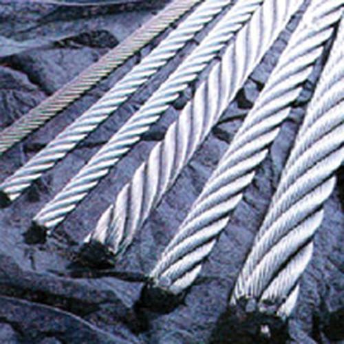 Galvanised Wire Rope [6x19]